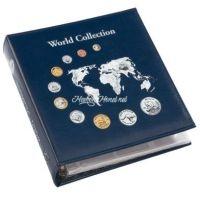 Альбом для монет NUMIS World Collection с 5 листами