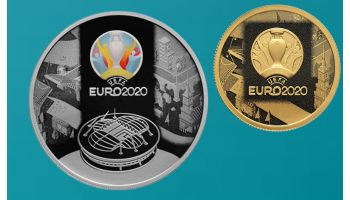 Банк России 12 мая 2021 года выпускает в обращение памятные монеты