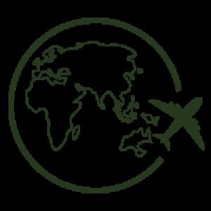 International Shipping — доставка в любую точку мира