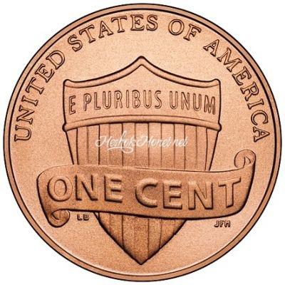 США 1 цент 2012