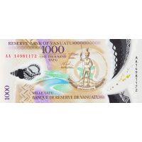 Банкнота Вануату 1000 вату 2014