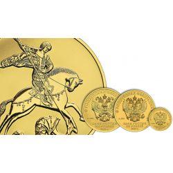 Банк России 25 июня 2021 года выпускает в обращение инвестиционные золотые монеты