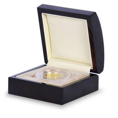 Футляр для одной монеты в капсуле диаметром 44 мм