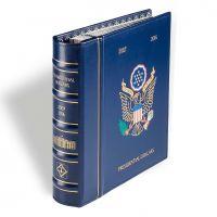 Альбом VISTA для монет президентские доллары США с 6 листами