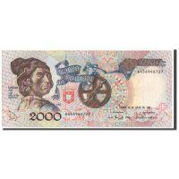 Банкнота Португалия 2000 эскудо 1992