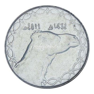 Алжир 2 динара 2011