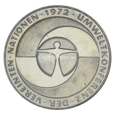 ФРГ 5 марок 1982 10 лет конференции ООН по окружающей среде UNC