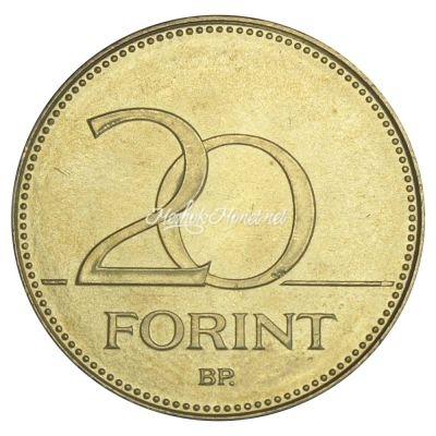 Венгрия 20 форинтов 1995