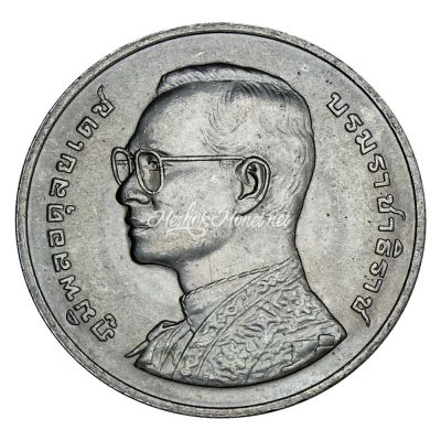 Таиланд 20 бат 1999 72 года со дня рождения Короля Рамы IX