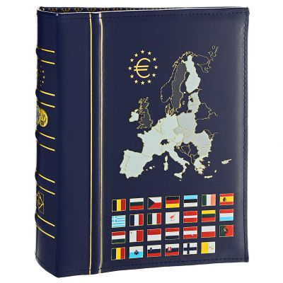 Альбом VISTA Classic для монет евро без листов